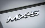BBR Mazda MX-5 2018 badge