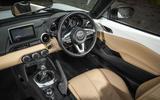 BBR Mazda MX-5 2018 interior
