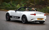 BBR Mazda MX-5 2018 panning rear