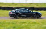 2017 Bentley Continental GT prototype driven