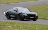 2017 Bentley Continental GT prototype driven
