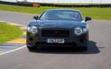 2017 Bentley Continental GT prototype driven 2017 Bentley Continental GT prototype driven