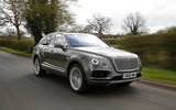 Bentley Bentayga variants on the cards