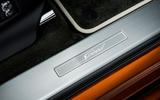 Bentley Bentayga Speed treadplate