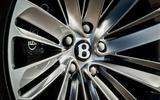 Bentley Bentayga Speed wheel