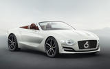 Electric Bentley EXP12 Speed 6e roadster revealed in Geneva