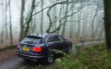 Bentley Bentayga Diesel in forest