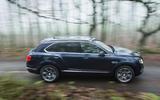 Bentley Bentayga Diesel side profile