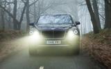 Bentley Bentayga Diesel headlight