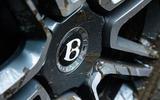 Bentley Bentayga Diesel logo