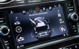 Bentley Bentayga Diesel infotainment