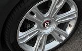 21in Bentley Flying Spur alloy wheels
