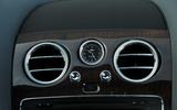 Bentley Flying Spur V8S air vents