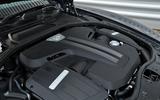 4.0-litre V8 Bentley Flying Spur V8S engine