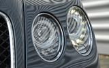 Bentley Flying Spur V8S headlights