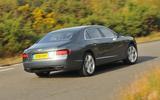 Bentley Flying Spur V8S rear