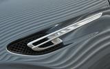 Bentley Flying Spur V8S side vent