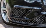 Bentley Continental GT air intake