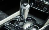 Bentley Continental GT Speed auto box