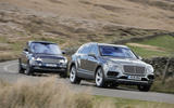 Bentley Bentayga vs Range Rover