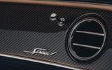 Bentley Conti GT Speed Conv badge