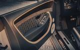 Bentley Conti GT Speed Conv door