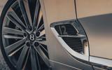 Bentley Conti GT Speed Conv wheel