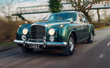 Bentley Continental   Mulliner   By Lunaz