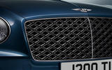 Bentley Continental GT Mulliner Convertible grille