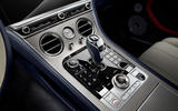 Bentley Continental GT Mulliner Convertible centre console