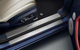 Bentley Continental GT Mulliner Convertible treadplate