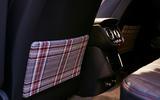 Limited-edition Bentley Bentayga plaid seats