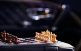 Limited-edition Bentley Bentayga chessboard