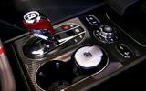 Limited-edition Bentley Bentayga central console