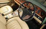 Used car buying guide: Bentley Turbo R - front seats