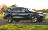 Bentley Bentayga-based SUV render