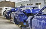 British car plant