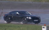 Bentley Continental GT 2018 test mule