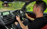 Driving the Birds BMW M235i