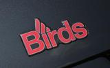 Birds BMW M235i badging