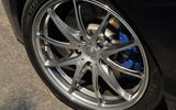 Birds BMW M235i blue brake calipers