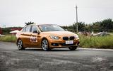 BMW 125i Saloon