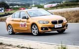 BMW 1 Series Saloon