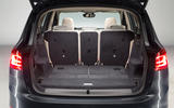 BMW 2 Series Gran Tourer Boot