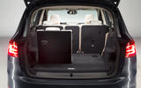 BMW 2 Series Gran Tourer Boot Folded Seats