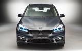 BMW 2 Series Gran Tourer Concept Front