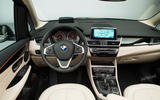BMW 2 Series Gran Tourer Interior Cockpit