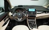 BMW 2 Series Gran Tourer Interior Cockpit