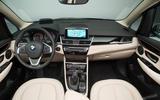 BMW 2 Series Gran Tourer Interior