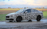 BMW 2 Series Gran Coupe spy shot front side